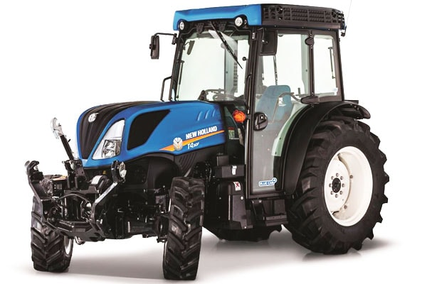 New Holland T4.110F for sale at Kings River Tractor Inc.