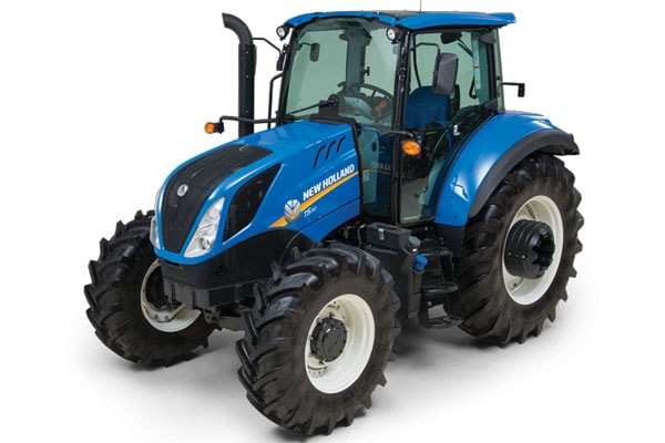 New Holland | T5 Series - Tier 4B | Model T5.120 Electro Command™ for sale at Kings River Tractor Inc.