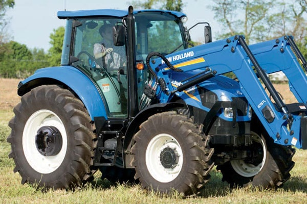 New Holland T5.115 Electro Command for sale at Kings River Tractor Inc.