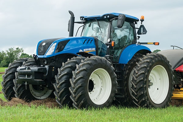 New Holland T7.190 SideWinder II for sale at Kings River Tractor Inc.