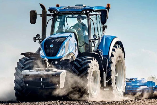 New Holland | T7 Series-Tier 4B | Model T7.290 SideWinder II for sale at Kings River Tractor Inc.