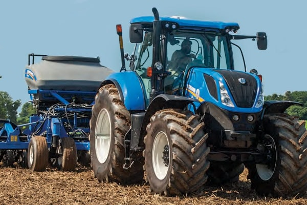 New Holland | T7 Series-Tier 4B | Model T7.260 SideWinder II for sale at Kings River Tractor Inc.