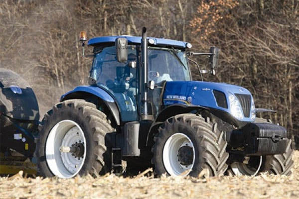 New Holland | T7 Series-Tier 4B | Model T7.270 SideWinder II for sale at Kings River Tractor Inc.