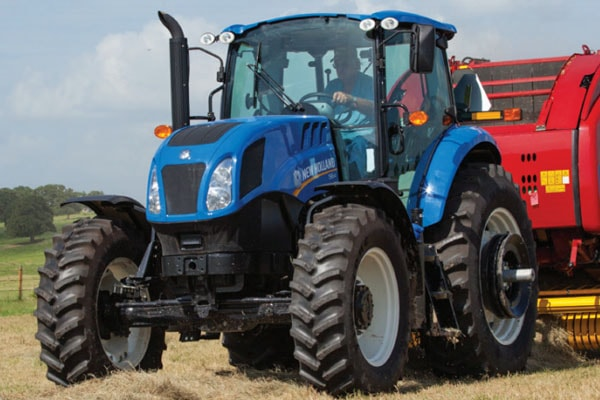 New Holland TS6.130 for sale at Kings River Tractor Inc.