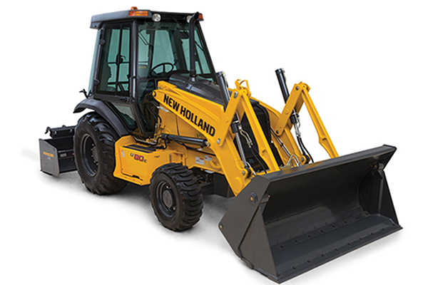 New Holland | Light Construction Equipment | Tractor Loaders for sale at Kings River Tractor Inc.