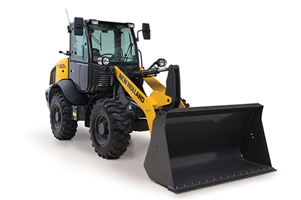 New Holland | Light Construction Equipment | Compact Wheel Loaders for sale at Kings River Tractor Inc.