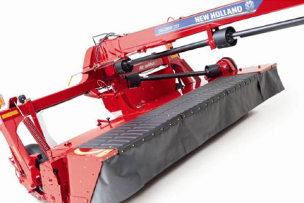 New Holland | Discbine® 313/316 Center-Pivot Disc Mower-Conditioners | Model Discbine 313 for sale at Kings River Tractor Inc.