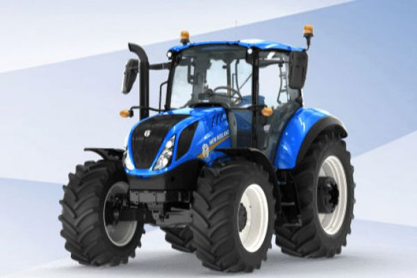 New Holland | T5 Series - Tier 4B | Model T5.110 Auto Command™ for sale at Kings River Tractor Inc.