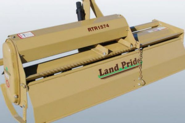 Land Pride | RTR15 Series Rotary Tillers | Model RTR1550 for sale at Kings River Tractor Inc.