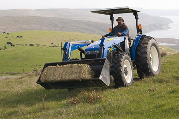 New Holland | 600TL Series | Model 611TL for sale at Kings River Tractor Inc.