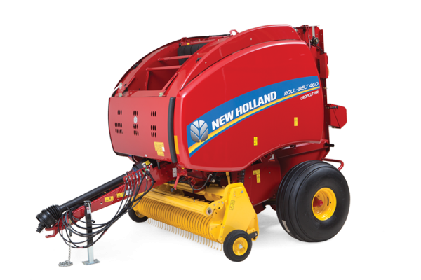 New Holland Roll-Belt 460 for sale at Kings River Tractor Inc.