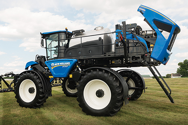 New Holland SP310F for sale at Kings River Tractor Inc.