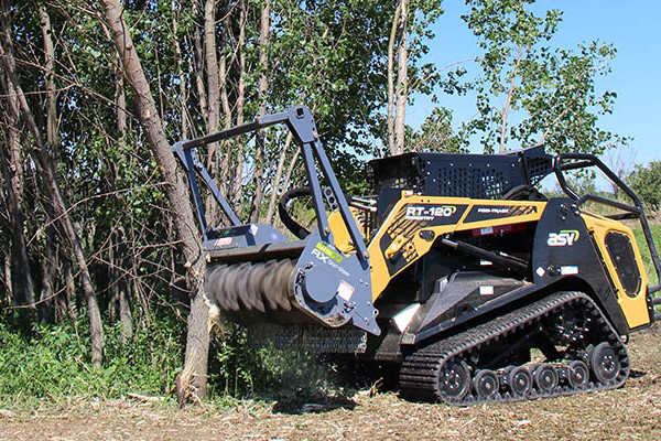 Loftness | Mulching Heads | Battle Ax (Skid Steer - S Series) for sale at Kings River Tractor Inc.