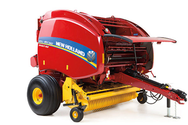 New Holland Roll-Belt 560 for sale at Kings River Tractor Inc.