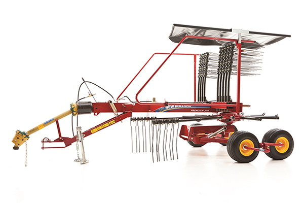 New Holland | ProRotor Rotary Hay Rakes | Model ProRotor.3114 for sale at Kings River Tractor Inc.