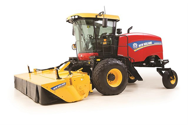 New Holland | Speedrower Self-Propelled Windrowers Tier 4B | Model Speedrower 160 for sale at Kings River Tractor Inc.